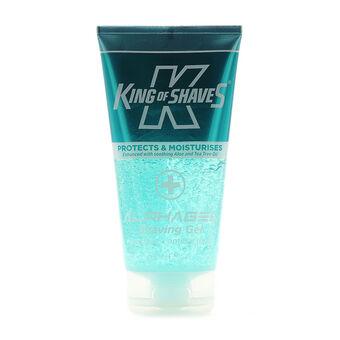 King of Shaves Alphagel Shave Gel Sensitive Skin 150ml, , large