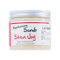 Carishea Moisturising Scrub Shea Joy 200ml, , large