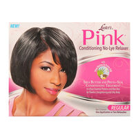 Luster's Pink conditioning No Lye Relaxer Regular, , large