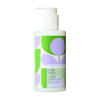 Orla Kiely Sage Lavender Hand Wash 300ml, , large