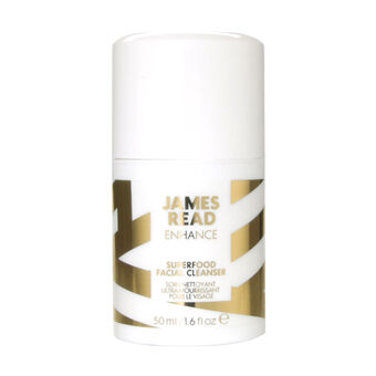 James Read Superfood Facial Cleanser 50ml, , large