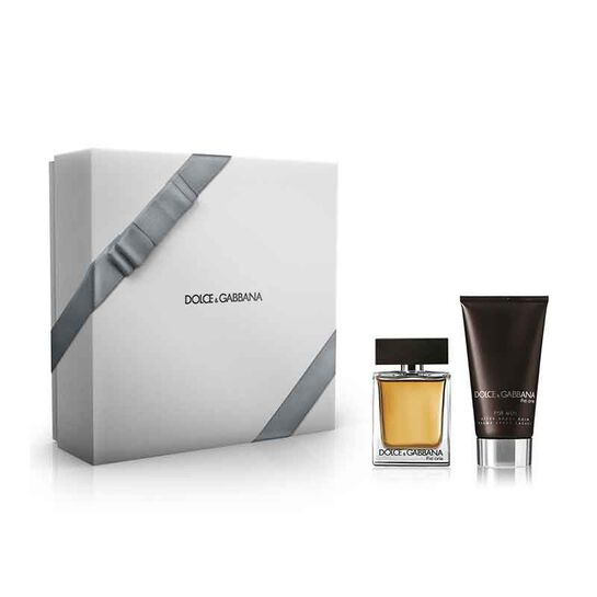 Dolce and Gabbana The One For Men Giftset