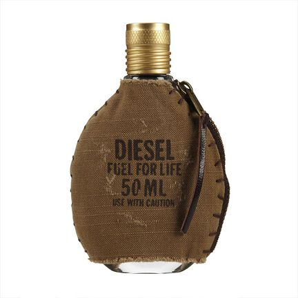 Diesel Fuel For Life For Him Eau de Toilette Spray 50ml, 50ml, large