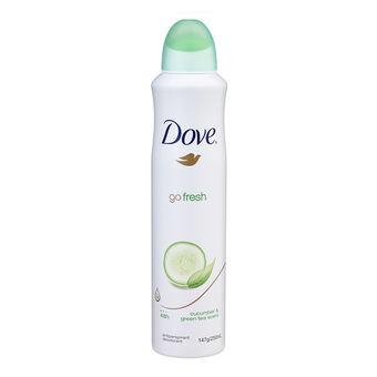 Dove Go Fresh Cucumber Anti Perspirant Deodorant 250ml, , large