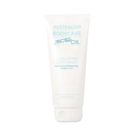 Australian BodyCare Exfoliating Body Wash 200ml, , large