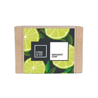 Cole & Co Bergamot Soap 80g, , large