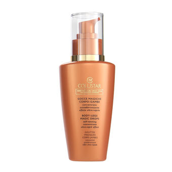 Collistar Body Legs Magic Self Tanning Drops 125ml, , large