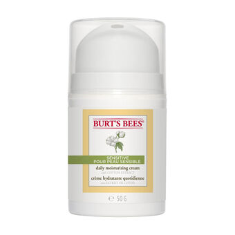 Burt's Bees Sensitive Skin Day Cream 50g, , large