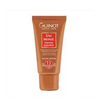 Guinot Uni Bronze Unifying Sunscreen SPF15 50ml, , large