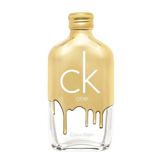 Calvin Klein CK One Gold Eau De Toilette Spray 100ml, , large