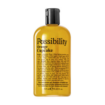 Possibility Orange Cupcake 3 in 1 Formulation 510ml, , large
