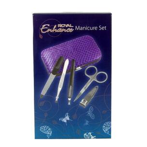 Royal Enhance Luxury Manicure Set, , large