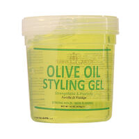 NUBIAN QUEEN Olive Oil Styling Gel 454g, , large