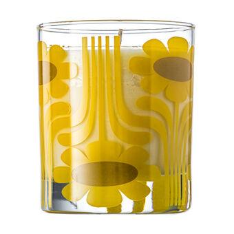 Orla Kiely Sicilian Lemon Scented Candle 200g, , large