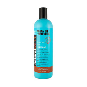 Natural World Argan Oil of Morocco Shampoo 500ml, , large