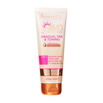 Rimmel Sunshimmer Gradual Tan & Toning Everyday Moisturiser, , large