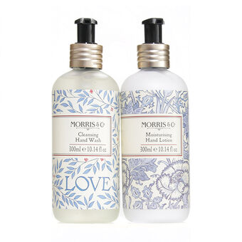 Heathcote and Ivory Morris & Co Hand Wash & Hand Lotion Duo, , large