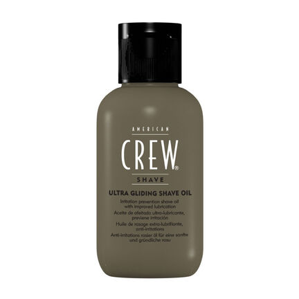 American Crew Ultra Gliding Shave Oil 50ml, , large