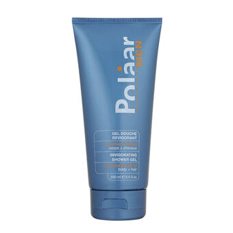 Polaar Men Invigorating Shower Gel 200ml, , large