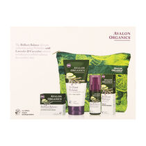 Avalon Organics Brilliant Balance 3 Piece Gift Set, , large