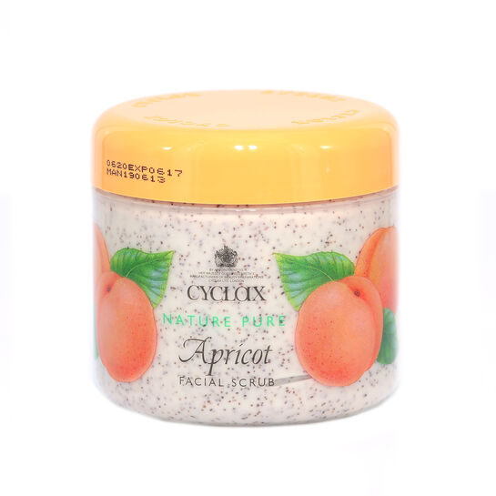Cyclax Apricot Facial Scrub 300ml, , large
