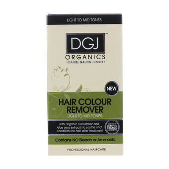 DGJ Organics Hair Colour Remover for Light Tones, , large