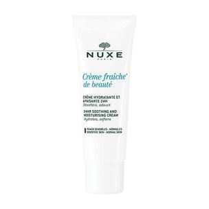 NUXE Creme Fraiche 24hr Soothing & Moisturising Cream 30ml, , large