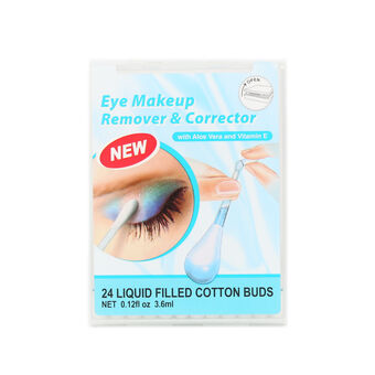 Amirose Eye Makeup Remover & Corrector Cotton Buds, , large