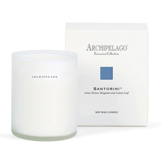 Archipelago Botanicals Excursions Collection Candles Santori, , large
