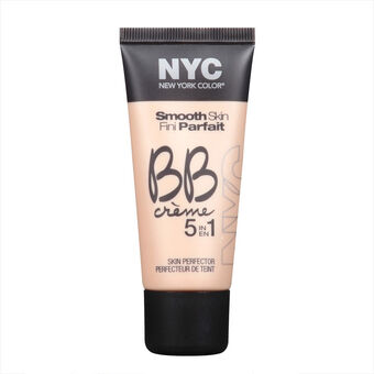 NYC Bronzed Radiance 5 In 1 BB Creme 30g, , large