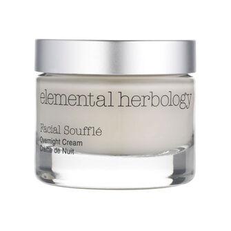 elemental herbology Facial Souffle Overnight Cream 50ml, , large