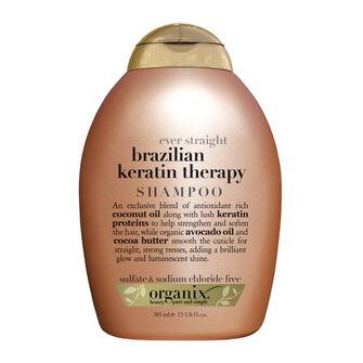 Organix Brazilian Keratin Therapy Shampoo 385ml, , large