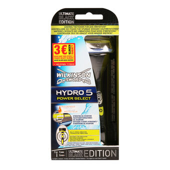 Wilkinson Sword Hydro 5 Razor Power Select, , large