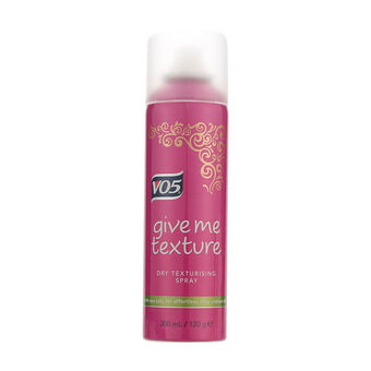 VO5 Give Me Texture Dry Texturising Spray 200ml, , large