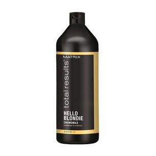 Matrix Total Results Hello Blondie Conditioner 1Litre, , large