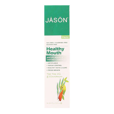 Jason Healthy Mouth Tartar Control Natural Toothpaste 119g, , large