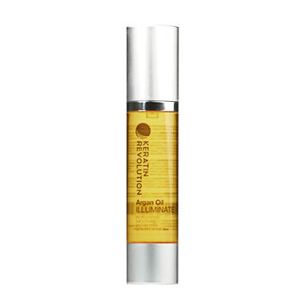 Keratin Revolution Argan Oil Illuminate 50ml, , large