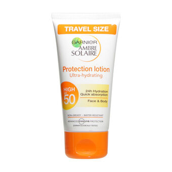 Garnier Ambre Solaire Protection Lotion Face&Body SPF50 50ml, , large