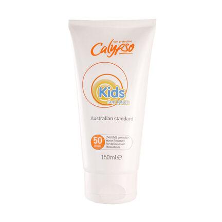 Calypso Kids Sun Lotion SPF50 150ml, , large