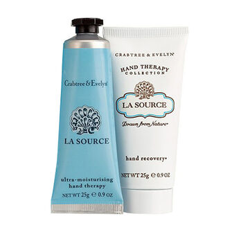 Crabtree & Evelyn La Source 60 Second Hand Fix Kit Mini, , large