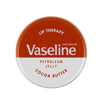 Vaseline Lip Therapy Petroleum Jelly Cocoa Butter 20g, , large