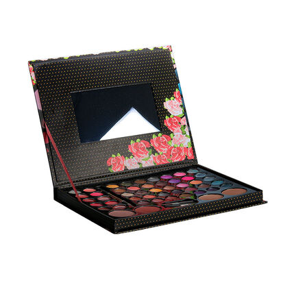 Royal Rose Boudoir Make Up Collection Set, , large