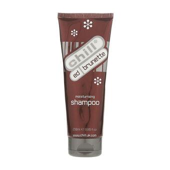 Chill Ed Brunette Shampoo 250ml, , large