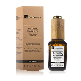 Dr Botanicals Bio Vitality Nutrition Oil 15ml, , large