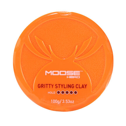 Moosehead Gritty Styling Clay, , large