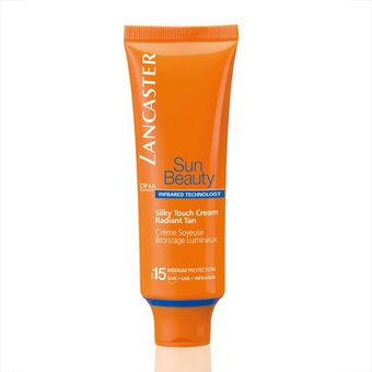Lancaster Sun Beauty Silky Touch Tan Cream SPF15 50ml, , large