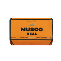 Musgo Real Soap on a Rope No.1 Orange Amber 190g, , large