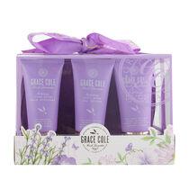 Grace Cole Fresh Lavender Relaxing Calming & Gentle 4Pcs Set, , large