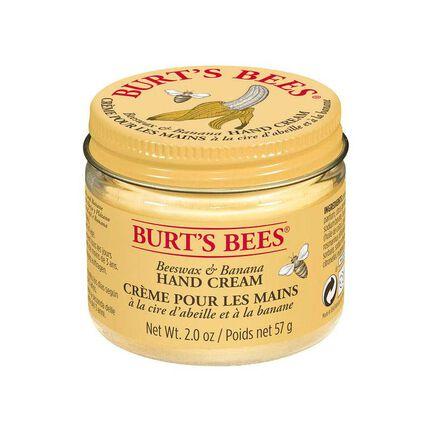 Burt's Bees Beeswax And Banana Hand Cream 57g, , large