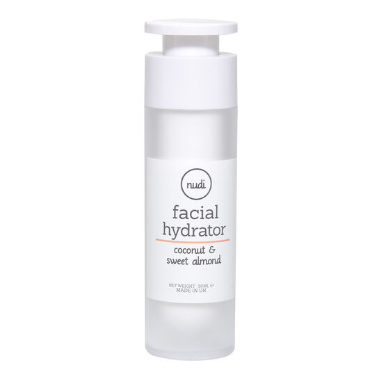 Nudi Coconut and Sweet Almond Facial Hydrator 50ml, , large